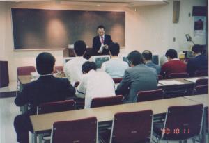 天野製薬 新日本速読研究会 企業研修2