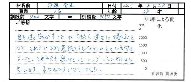 速読体験レッスン_伊藤さま
