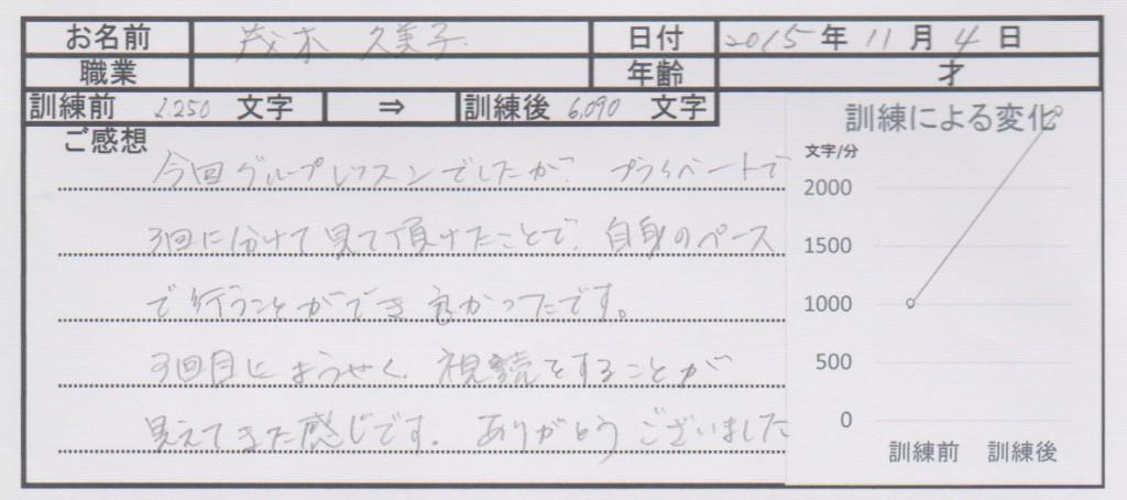20151104_茂木さま_グループレッスン
